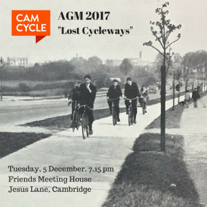 Lost cycleways