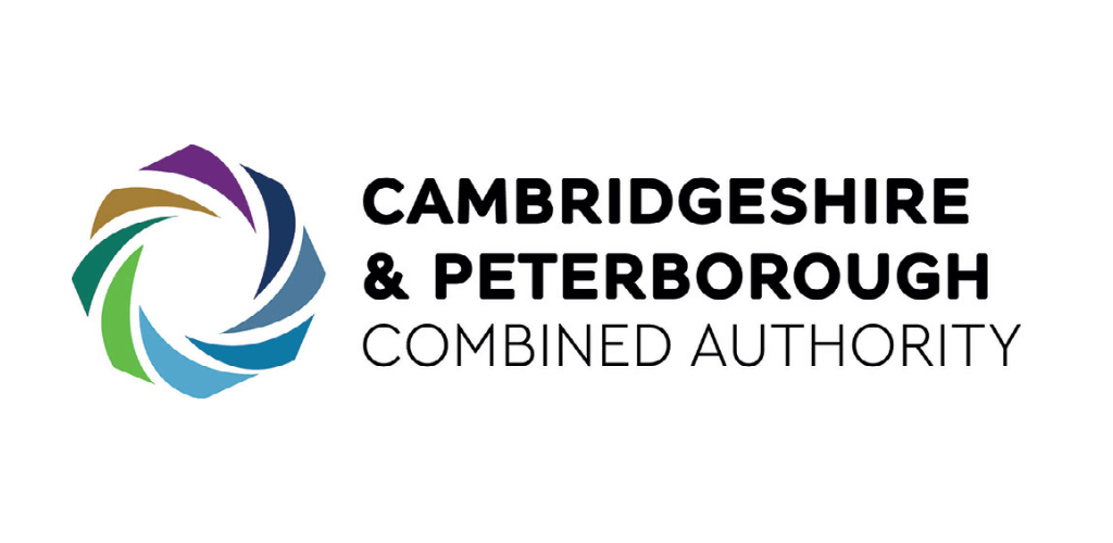 Logo of the Cambridgeshire & Peterborough Combined Authority
