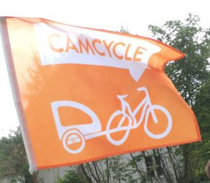 Camcycle flag
