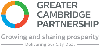 Logo of the Greater Cambridge Partnership