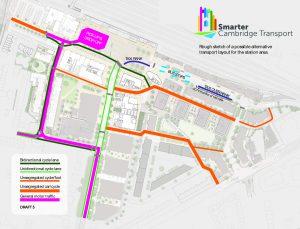 Cambridge Station improvements