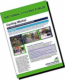 National Cycling Forum cover
