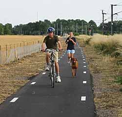NCN11 Shelford to Addenbrooke's should be open from early August