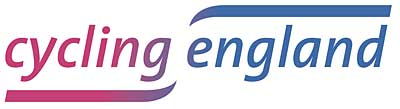 Cycling England Logo