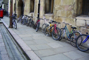Bikes vulnerable to theft